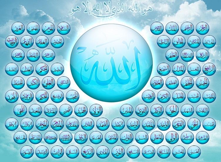 Allah'ın Doksan Dokuz İsmi