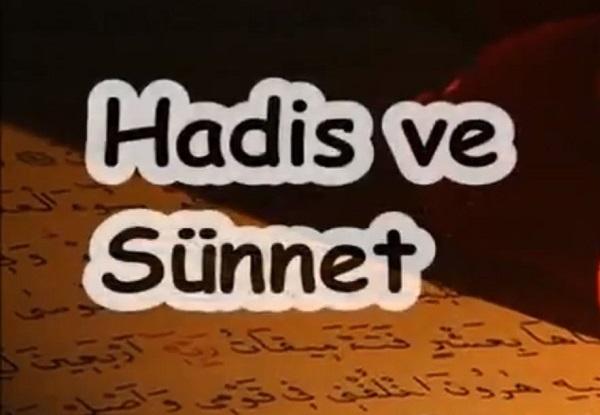 Hadis, Sünnet ve İslam Dini