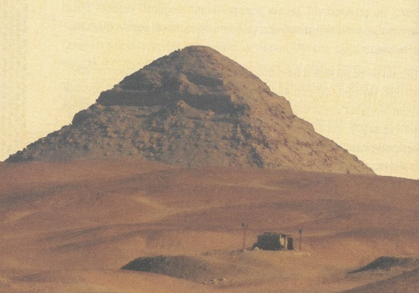 Mısır Piramitleri İnsan Gücüyle mi İnşa Edildi